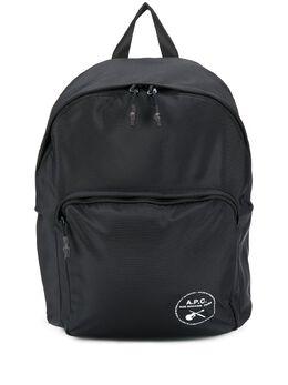A.P.C. рюкзак с логотипом H62135PSAEHLZZ