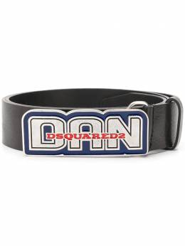 Dsquared2 lacquered-buckle belt BEM024212900001