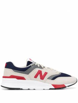 New Balance colour blocked low top sneakers CM997