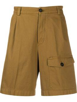 Prada pocket detail wide-leg shorts SPH381VWK