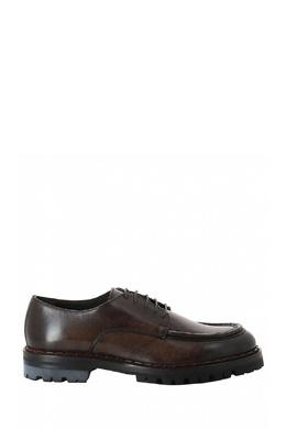 Туфли с фактурным швом Eleventy 2014184665