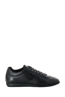 Черные кроссовки с эмблемой Roberto Cavalli 314184669
