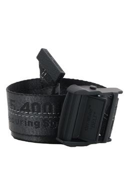 Черный ремень Industrial Off-White 2202184545