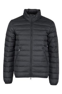 Черная куртка на пуху Ea7 2944184680