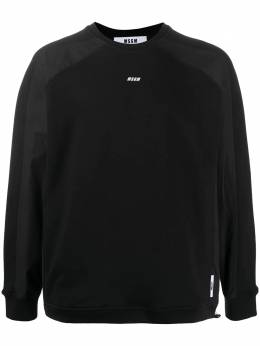 MSGM raglan-sleeved sweatshirt 2840MM80207099