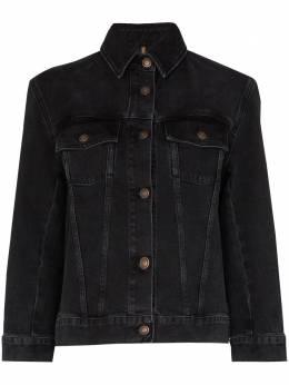 Jeanerica джинсовая куртка с укороченными рукавами JACKETJW001