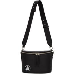 Lanvin Black Cooler Bag LW-BGTR00-SILK-P20