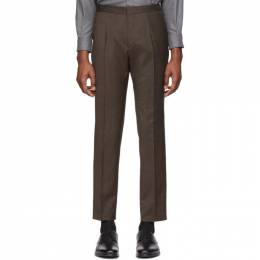 Boss by Hugo Boss Brown Brider Trousers 50427346