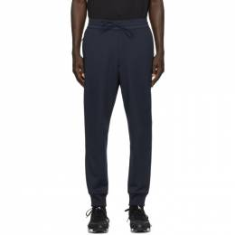 Y-3 Navy Classic Cuff Lounge Pants FN3386