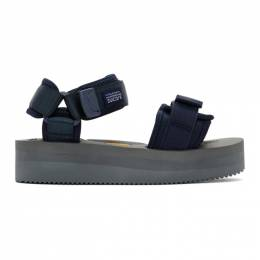 Suicoke Navy Cel-BPO Sandals OG-064VPO / CEL-VPO
