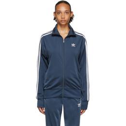 Adidas Originals Blue Firebird Track Sweater FM3810
