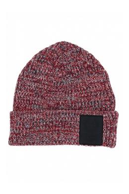 Красная шапка с нашивкой с логотипом Strellson 585184946