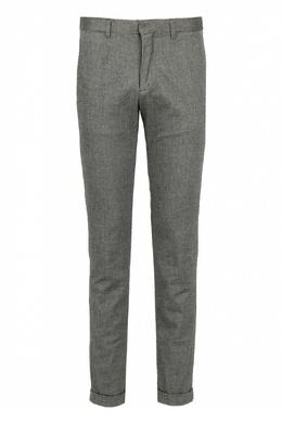 Серые брюки с отворотами Strellson 585184953