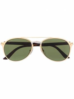 Cartier CT0212S aviator-frame sunglasses CT0212S