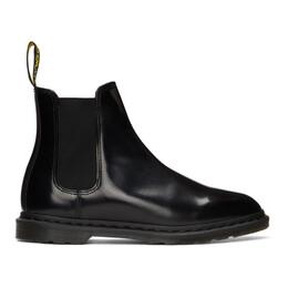 Dr. Martens Black Graeme II Chelsea Boots R25031001