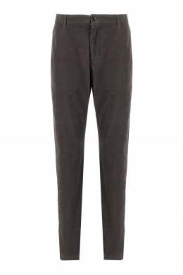 Коричневые брюки из вельвета Strellson 585184888