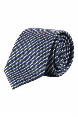 Синий галстук с принтов Strellson 585184937