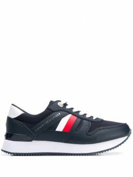 Tommy Hilfiger stripe panel sneakers FW0FW04685