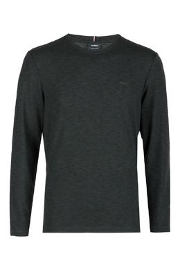 Темно-серый джемпер с вышитым логотипом Strellson 585184849