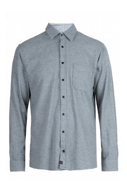 Хлопковая рубашка с карманом Strellson 585184819