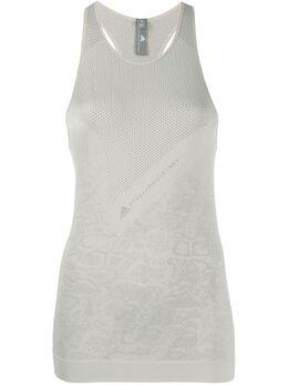 Adidas by Stella McCartney adidas by Stella McCartney FI8220 LBROWN/ICE GREY Natural (Vegetable)->Cotton FI8220